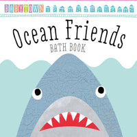 Ocean Friends Bath Book-Book-Babytown-[color]-Swan Maternity | Baby-[size]