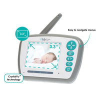 Viziö Baby Monitor-Baby-BBluv-[color]-Swan Maternity | Baby-[size]