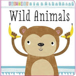 Wild Animals Book-Book-MBI-[color]-Swan Maternity | Baby-[size]