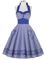 Retro Vintage 50s 60s Elegant Dress