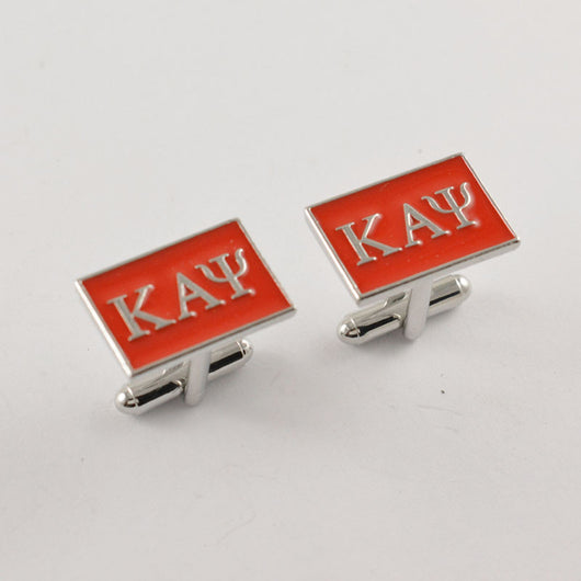 Yo Yo Nupe Cufflinks - I Am Greek Life