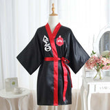 To Be A DST Girl - Loose Silk Robe - I Am Greek Life