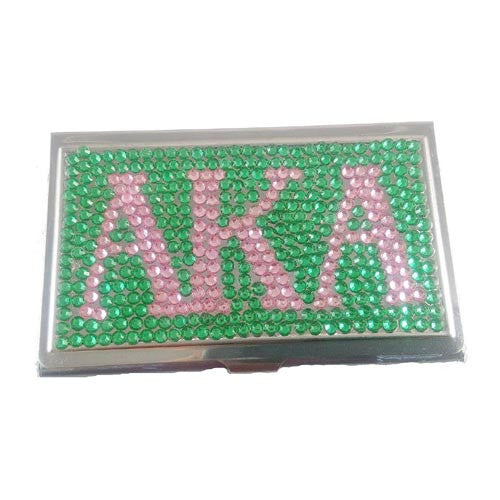 AKA Card Holder - I Am Greek Life