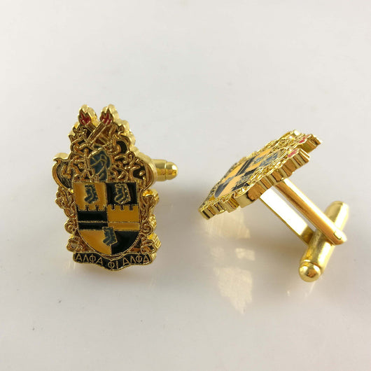 Alpha Phi Alpha Legacy Cufflinks - I Am Greek Life