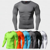 Own The Work Out Compression Long Cross Fitness Shirt - I Am Greek Life