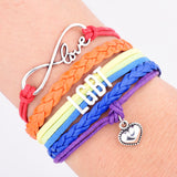 Infinity LGBT Love Bracelet - I Am Greek Life