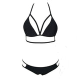 Your Best Summer Ever !!! Push-Up High Waist Swimwear - I Am Greek Life