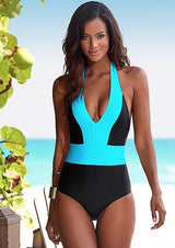 One Piece Beach Ready Swimsuit - I Am Greek Life