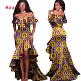 I Am Black Panther Tribal Print Dress