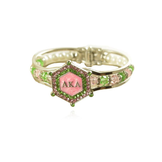 I Am That AKA Girl Bracelet - I Am Greek Life