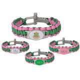 Alpha Kappa Alpha Bracelet - I Am Greek Life