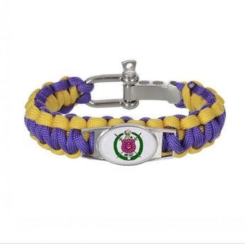 That 1911 Q-Dog Bracelet - I Am Greek Life
