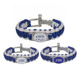 Zeta Phi Beta bracelet - I Am Greek Life
