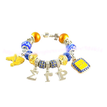 Sigma Gamma Rho Bracelet - I Am Greek Life