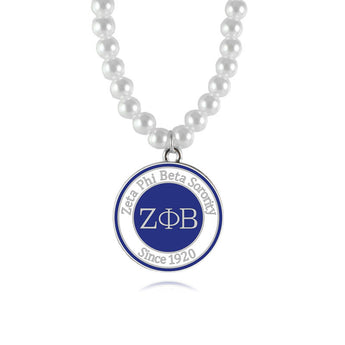 Since 1920  Pendant Necklace - I Am Greek Life