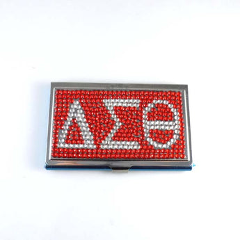 Card Holder Delta Sigma Theta - I Am Greek Life
