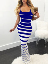 Spaghetti Strap Sun Dress - I Am Greek Life