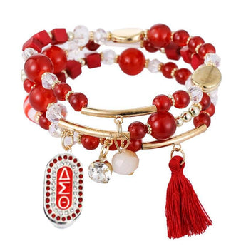 To Be A Delta Girl Bracelet - I Am Greek Life