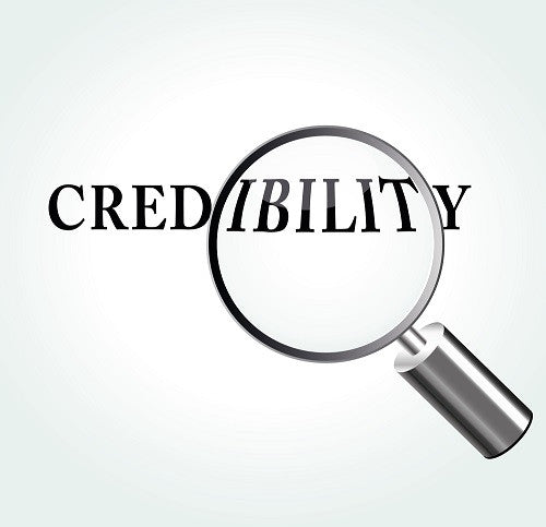 Third-party Credibility is Invaluable