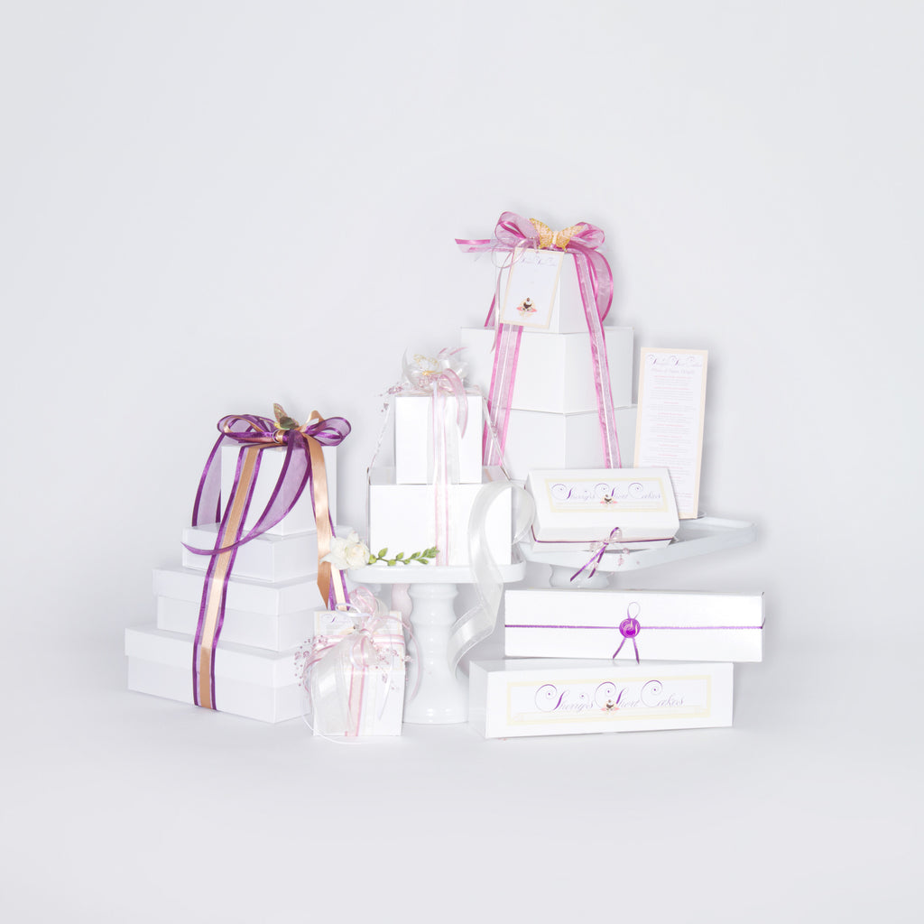 Gift Box Towers