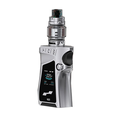 Lock & Load Mag 225 with a TFV 12 with 8 Ml Tank ( Batteries Not Included) Need 2
