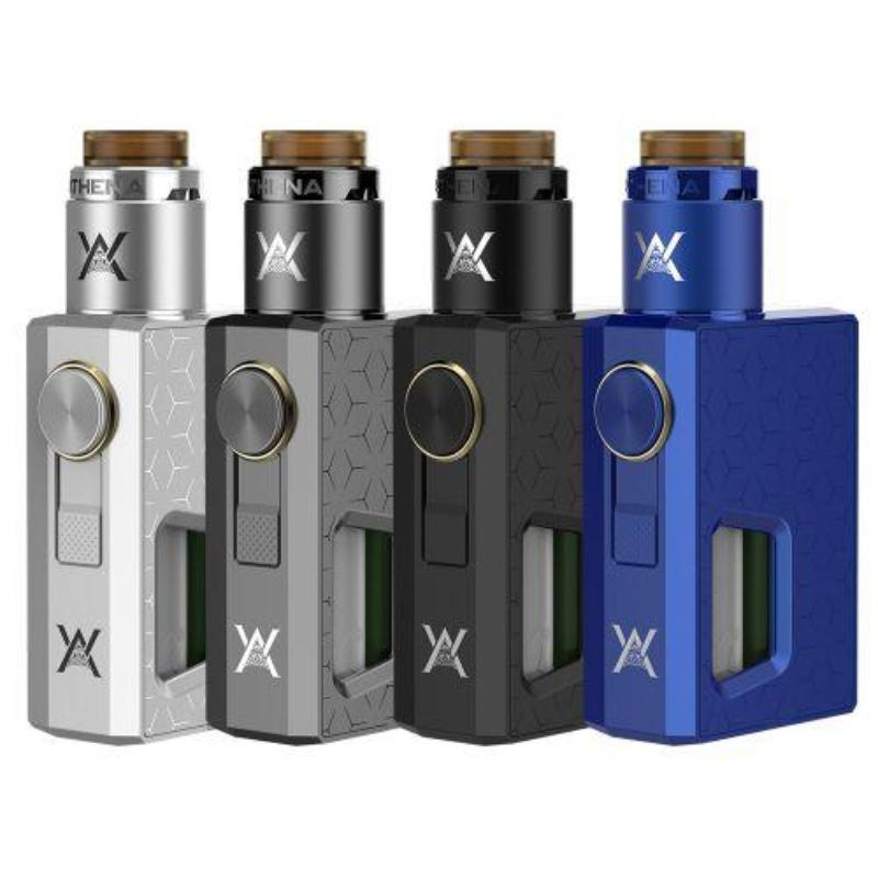 Geekvape Athena Squonk Kit ( Batteries Not Included ) Needs 1