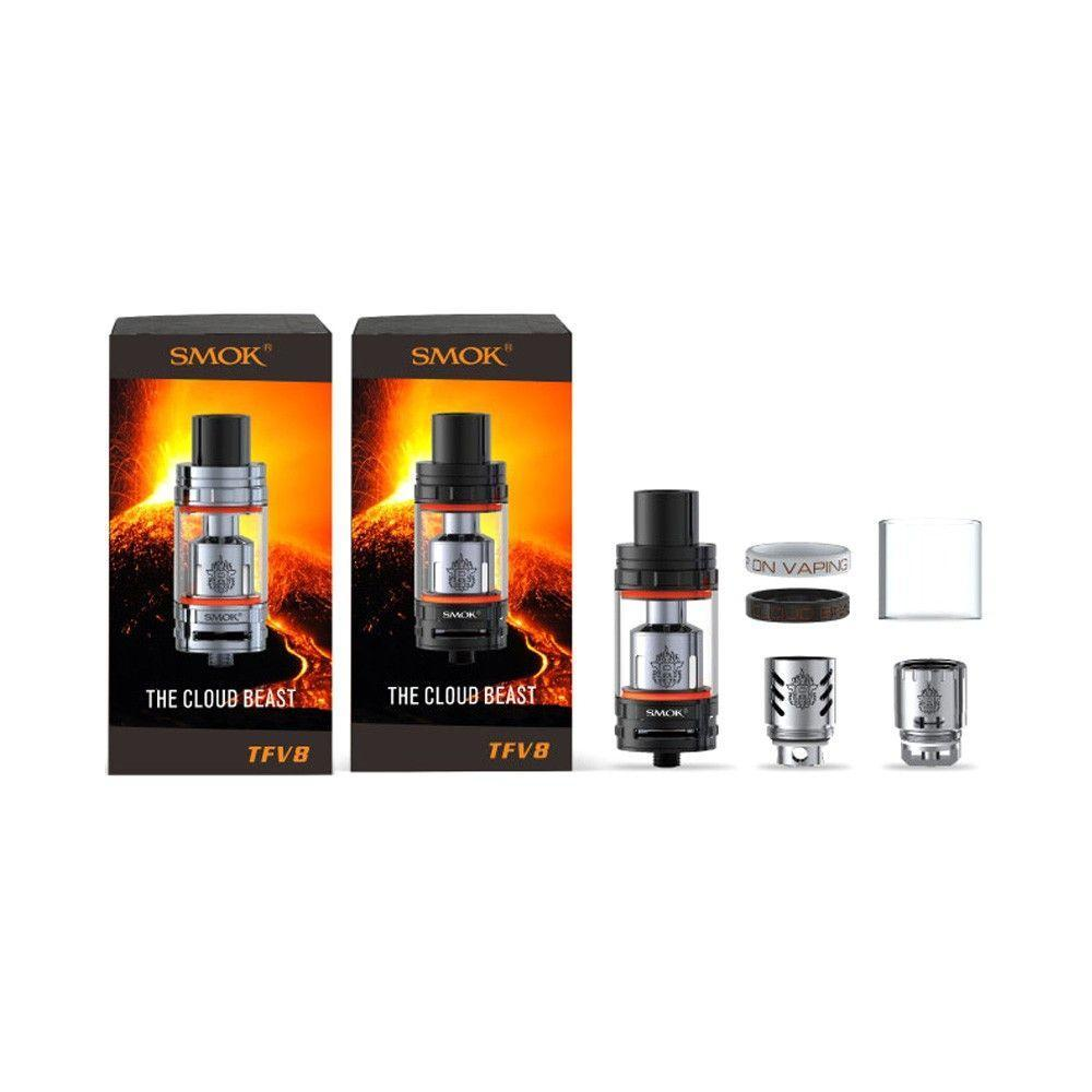 TFV 8 Cloud Beast Tanks