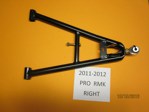 Polaris PRO RMK Right Lower A-Arm 2011-2012