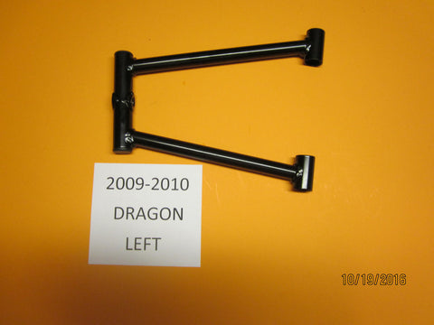 Polaris Dragon & RMK Left Upper Control Arm 2009-2010