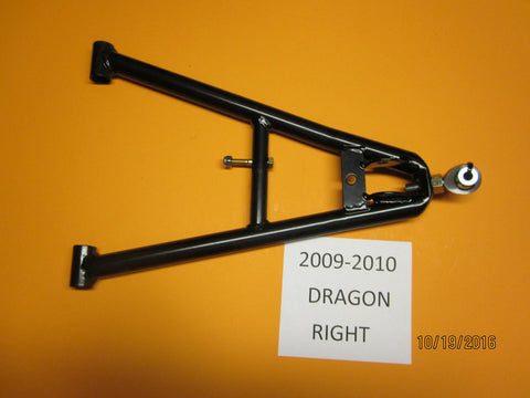 Polaris Dragon & RMK Right Lower Control Arm 2009-2010