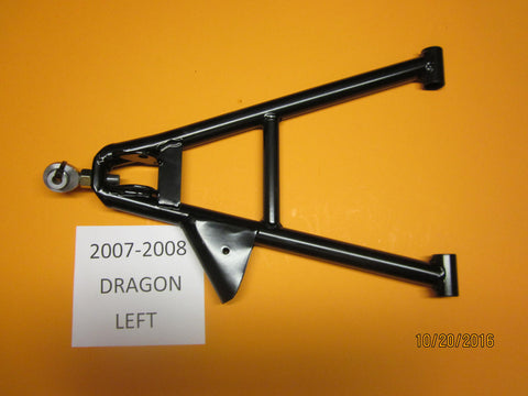 Polaris Dragon & RMK Left Lower Control Arm 2007-2008