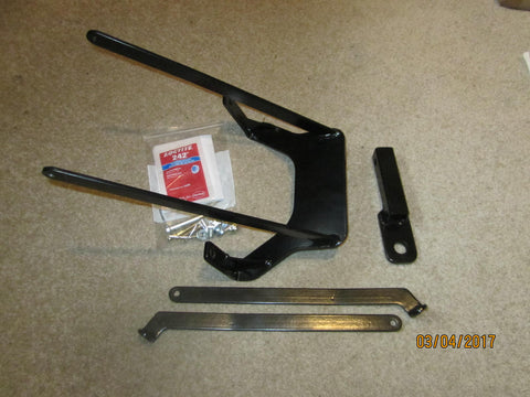 Harley Davidson Hidden Trailer Hitch...CVO Models