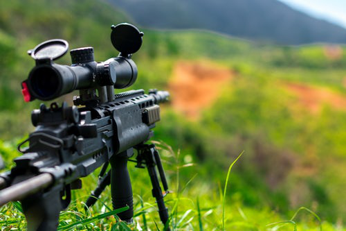 The Ultimate Guide to Rifle Scopes