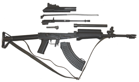 Image showing Vertical foregrip