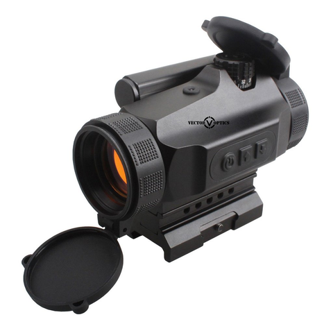 Image showing red dot scope
