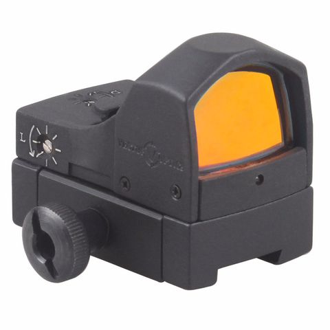 Image showing Red dot sight