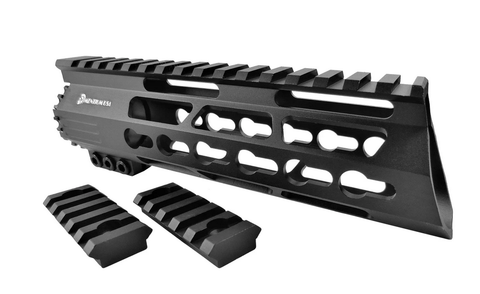 Image showing flat dark earth handguards