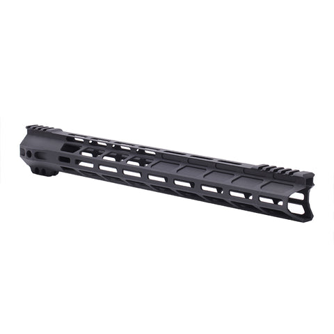 "17"" Alpha One AR-15 M-Lok Free Float Rail Handguard-HGML05"