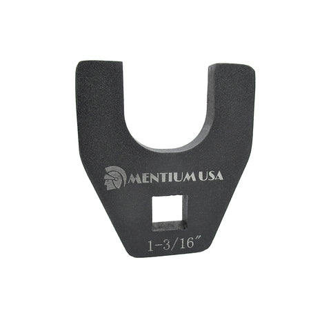 "Heavy Duty Slim Barrel Nut Wrench Tool for 223 Rifle 1-3/16"" (30.16mm)"