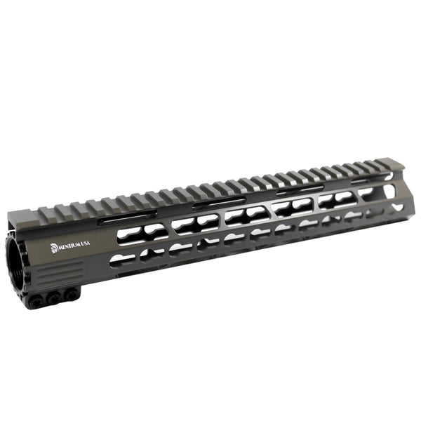 "12"" Cerakote Elite Flat Dark Earth Coating - Ultra Light Keymod Shark Series Free Float Handguard"