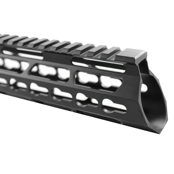 "12"" Shark Series - Ultra Light Slim Keymod Free Float Handguard"