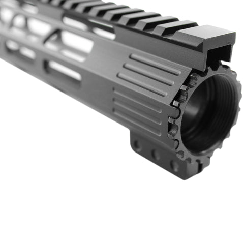 "07"" Shark Series - Ultra Light M-Lok Free Float Handguard"
