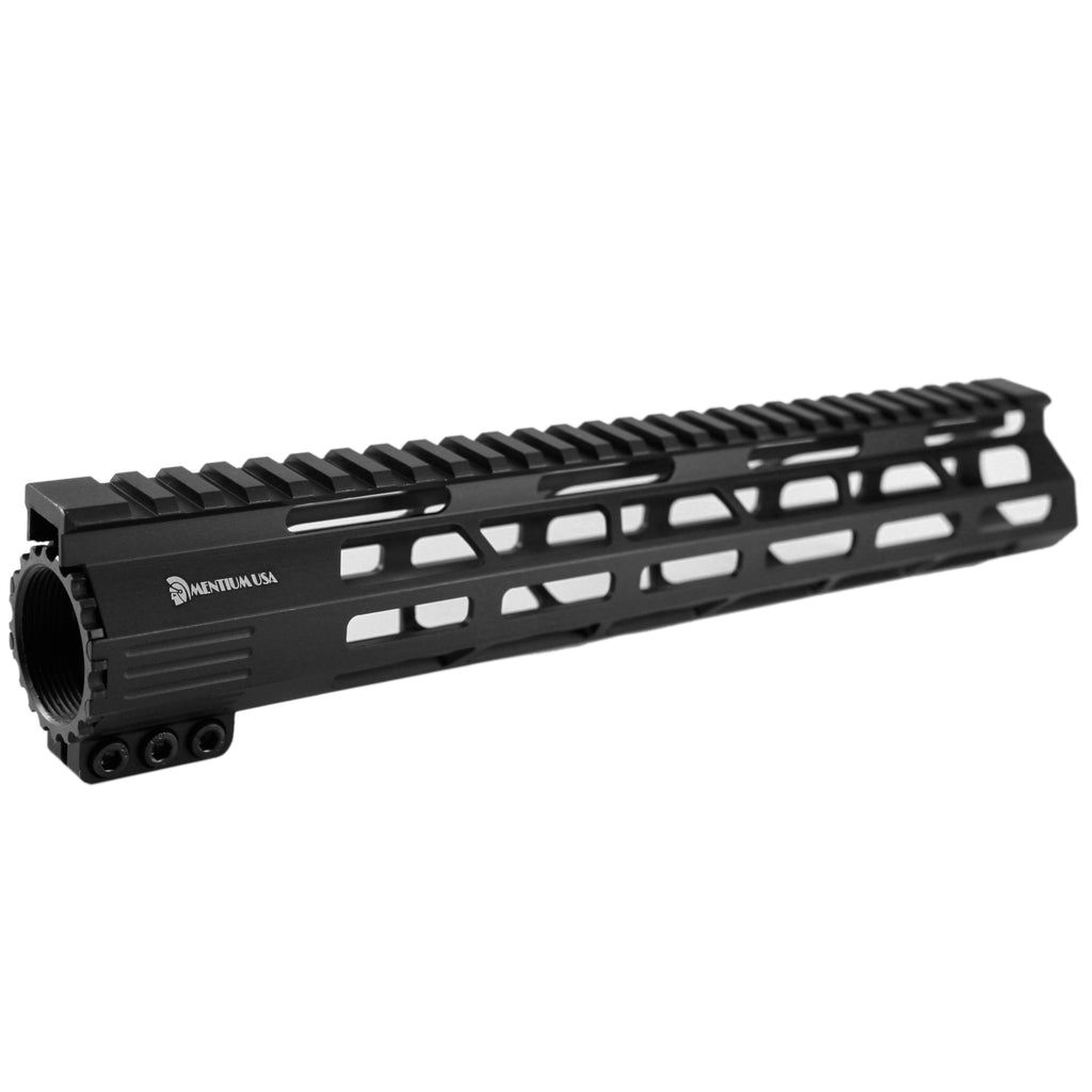 12 Shark Series Ultra Light Slim M Lok Free Float Handguard