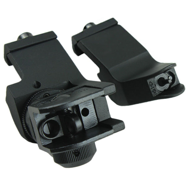 Mil Spec 45 degree Iron Rear/Front Sight Mount Set RT2