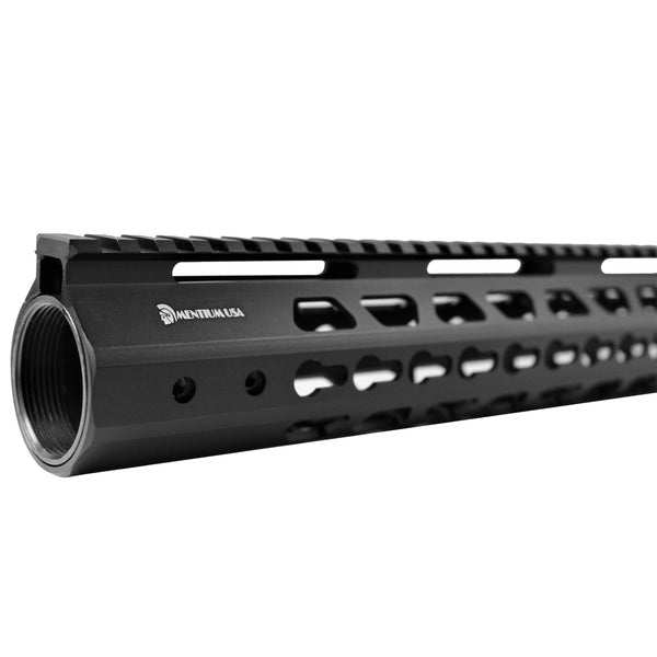 "15"" Slim Keymod Free Float Handguard for High Profile .308 Rifle"