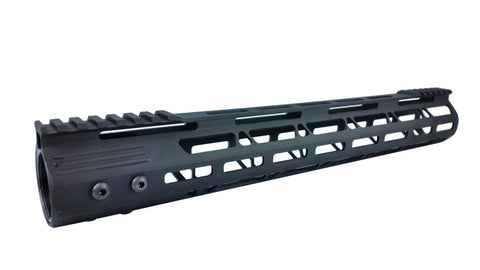 "15"" Slim M-Lok Free Float Handguard for High Profile .308 Rifle"