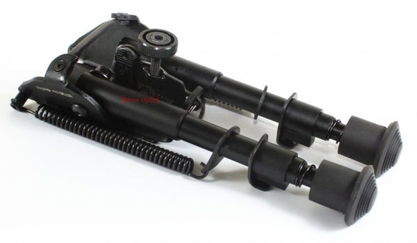 "6-9""  Bipod with Sling and Weaver and Picatinny Rail Mount-SCBPB-01"