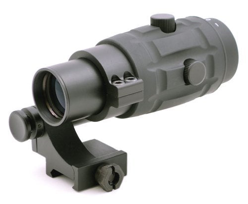 Rubber Cover 3x Magnifier