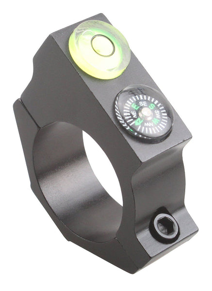 Scope Mount with Level Bubble and Compass for 30mm scopes -SKU: 5024