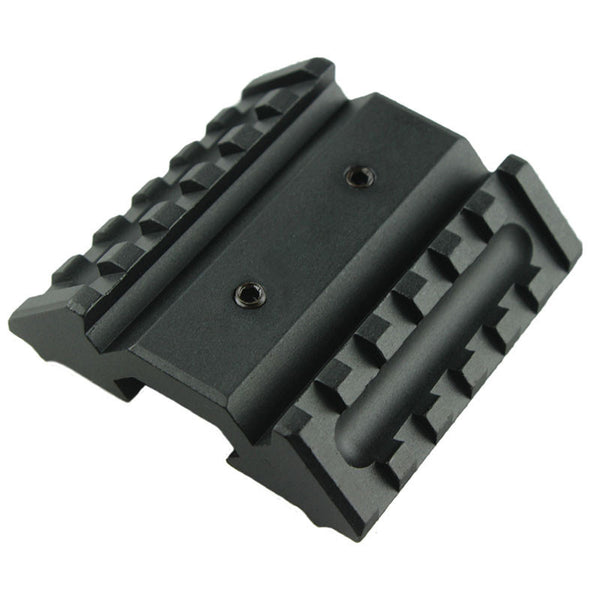 45 Degree Tactical Dual Sides Angle Offset Mount
